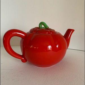 Other - Stanford pottery 1950's tomato teapot